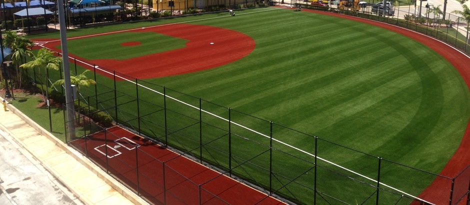 A-Turf at Pelican Community Park in Sunny Isles, FL
