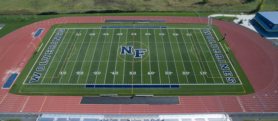 9-Field Complex at Niagara Falls High School