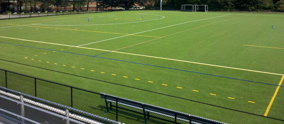 A-Turf for field hockey at Babson College