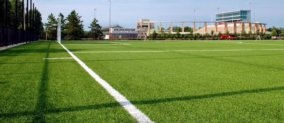 A-Turf Mono practice field at Ball State University