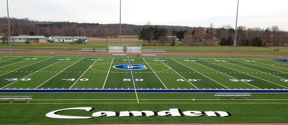 A-Turf multi-sportfField at Camden High School Camden, NJ