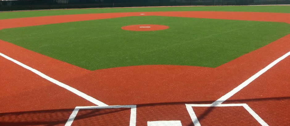 A-Turf system at Challenger Baseball for special needs teams