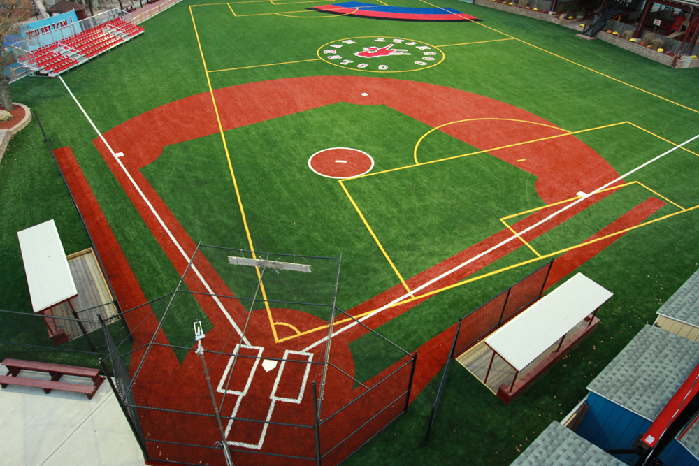 A-Turf multi-sport field at Coleman Country Day Camp in Freeport, NY