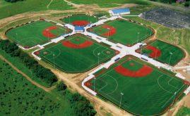 A-Turf at Diamond Nation Baseball & Softball Academy