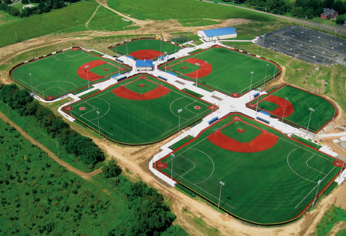 A-Turf at Diamond Nation Baseball & Softball Academy
