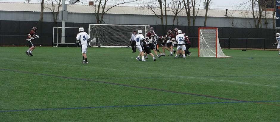 A-Turf field for lacrosse