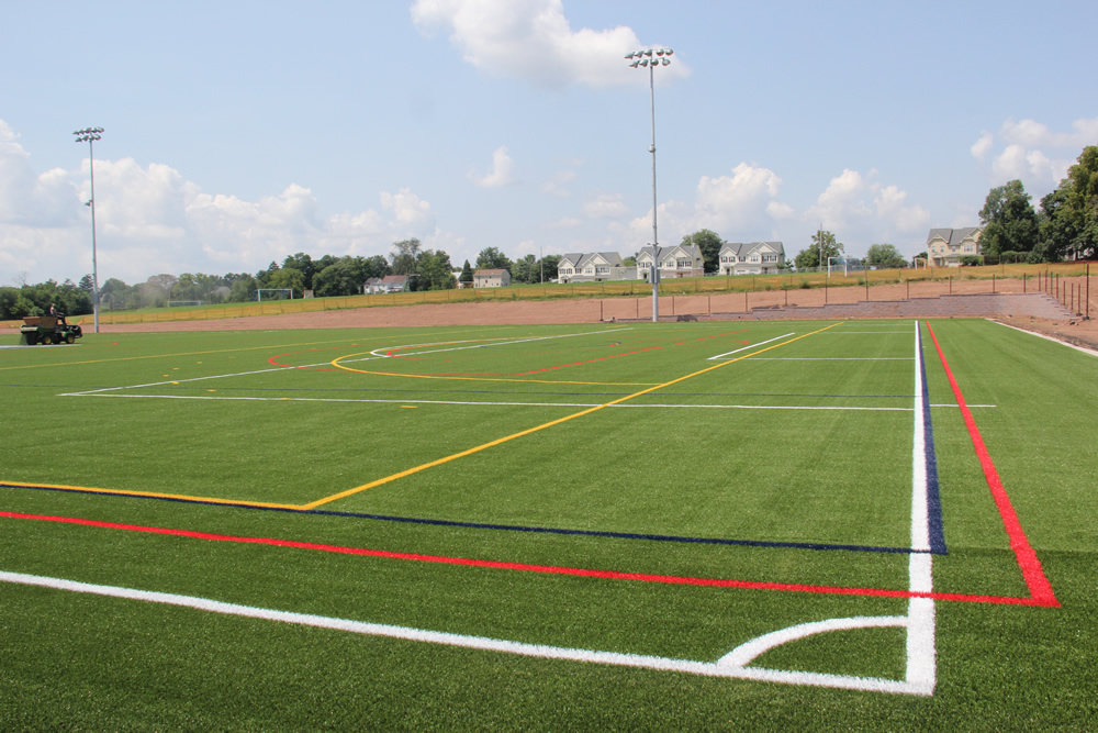 A-Turf on The Hill School in Pottstown, PA