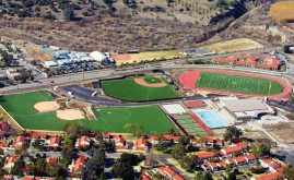 A-Turf on five fields at JSerra High School in San Juan Capistrano, CA