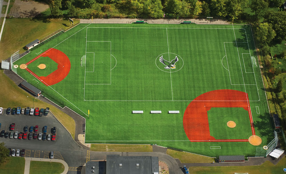 Multi-Sport Surfacing And Artificial Turf From A-Turf