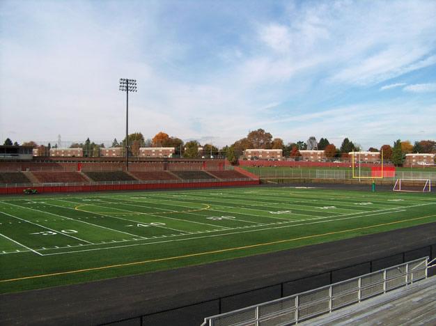 A-Turf on Northeast High School Stadium in Philadelphia, PA