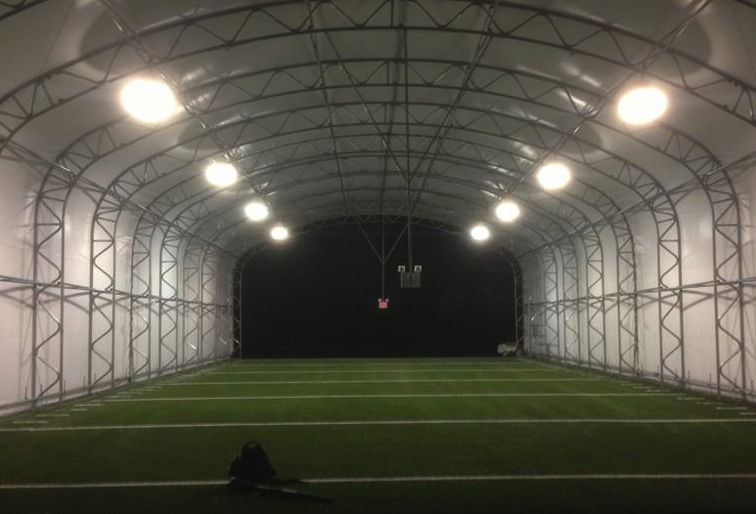 A-Turf at Pope Army Airfield indoor traning facility