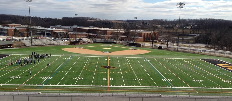 A-Turf multi-field complex at Red Lion High School Red Lion, PA