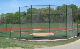 A-Turf baseball field at Ripken Baseball Academy in Aberdeen, MD