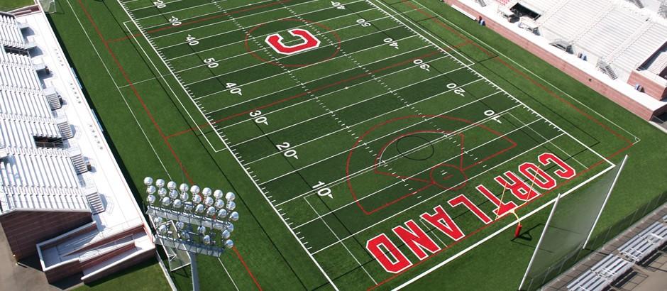A-Turf multi-sport field at SUNY Cortland – Cortland, NY