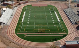 A-Turf Titan at Sahuarita High School Stadium in Arizona