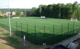 A-Turf on University of Mary Washinton multi-sport fields