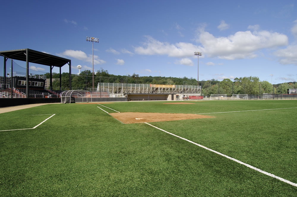 William Paterson University basbeall field