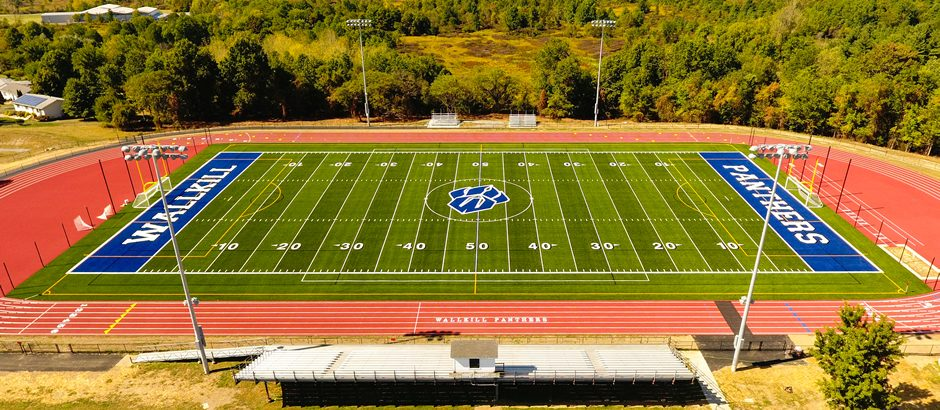 Wallkill High School A-Turf Titan Multi-Sport Field