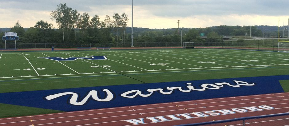 A-Turf Titan on Whitesboro High School multi-sport field