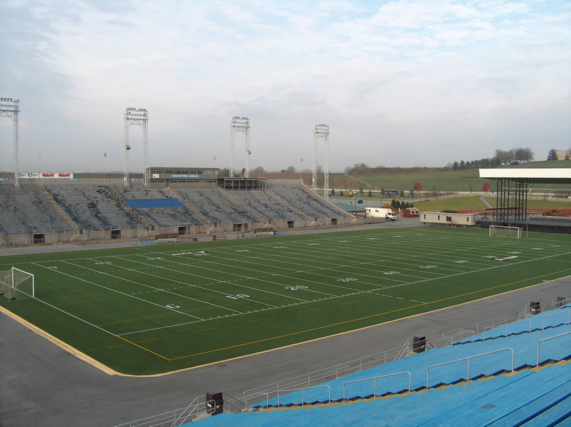 Hersheypark Stadium Field Getting A Second A