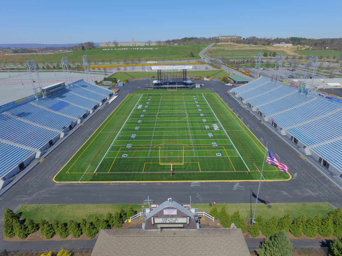 hersheypark stadium complete