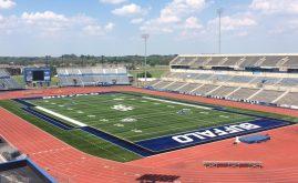 UB Alumni Stadium Field