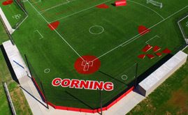A-Turf Titan field at Corning Community College